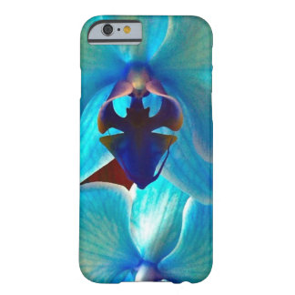Blue Orchid Barely There iPhone 6 Case