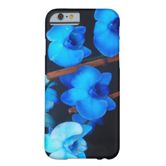 Blue Orchid iPhone Case Barely There iPhone 6 Case