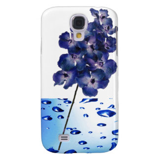 Blue Orchids - Flower iPhone Case