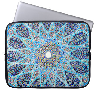 Blue Orient Laptop Sleeve
