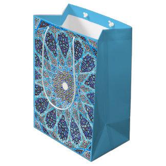 Blue Orient Medium Gift Bag