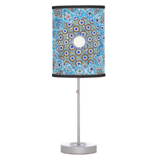 Blue Orient Table Lamp