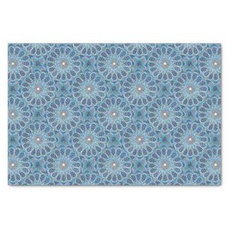 Blue Orient Tissue Paper