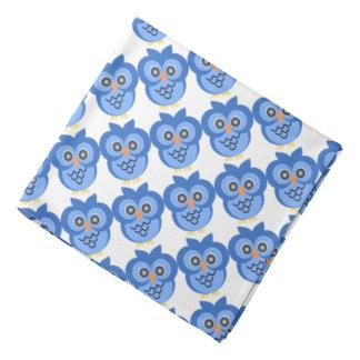 Blue Owl Bandana