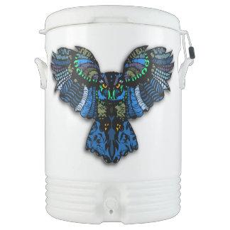 Blue Owl Cooler