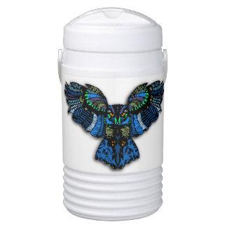 Blue Owl Drinks Cooler