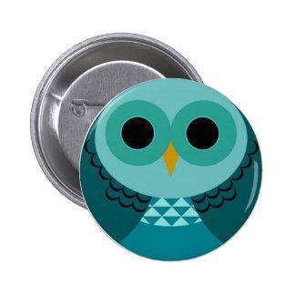 Blue Owl Pin
