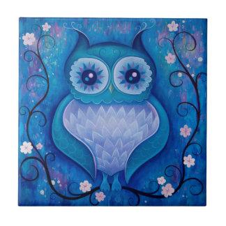 blue owl tile