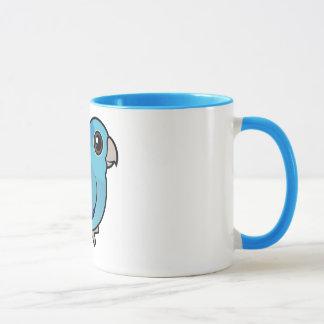 Blue Pacific Parrotlet Mug