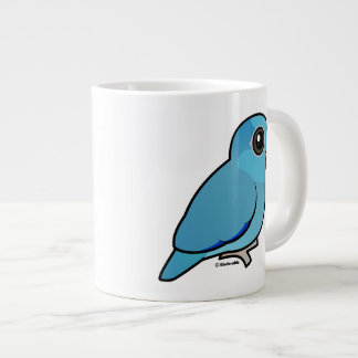 Blue Pacific Parrotlet Extra Large Mugs