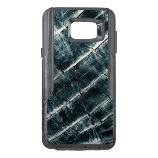 Blue Painted Wood OtterBox Samsung Note 5 Case