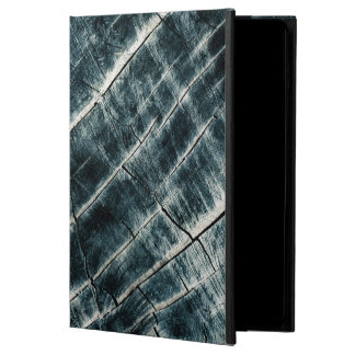 Blue Painted Wood Powis iPad Air 2 Case