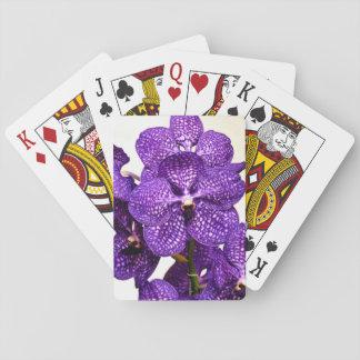 Blue Pakchong band Playing Cards