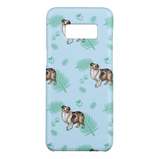 Blue Palms Aussie Case-Mate Samsung Galaxy S8 Case