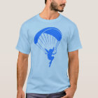Blue Paragliding Pixie Tshirt