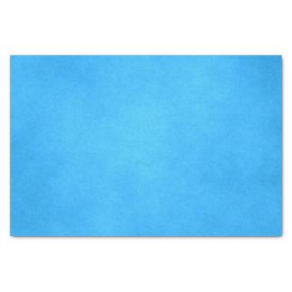 Blue Parchment Tissue Paper