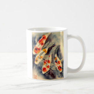 BLUE PARROT JPEC, KOI JPEC, Art of, Judi Coffee Mug