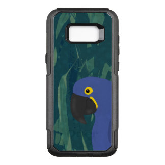 Blue Parrot OtterBox Samsung Galaxy S8 Case