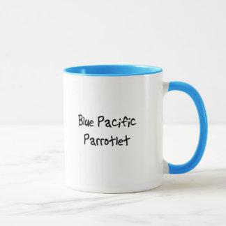 Blue Parrotlet Mug
