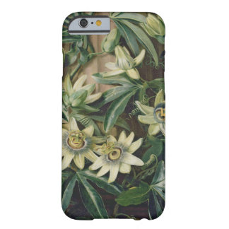 Blue Passion Flower for the 'Temple of Flora' by R Barely There iPhone 6 Case