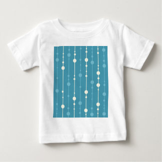 Blue pastel pattern baby T-Shirt