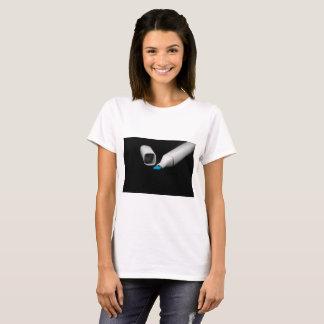 Blue pen marker T-Shirt