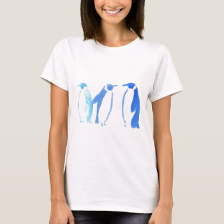 Blue Penguin Trio T-Shirt