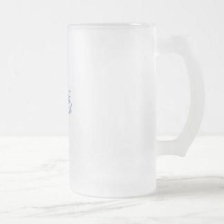 Blue Pew Frosty Mug