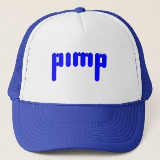 Blue Pimp Hat