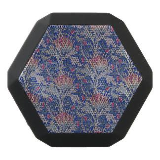 blue pink thistle black bluetooth speaker
