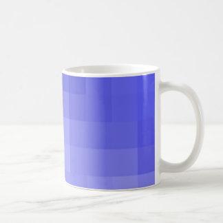 Blue Pixel Mug