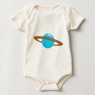 Blue Planet Baby Bodysuit