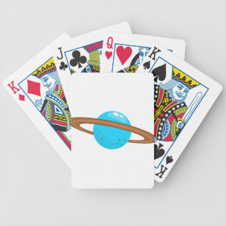 Blue Planet Bicycle Playing Cards