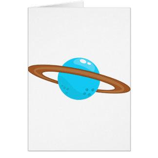 Blue Planet Card