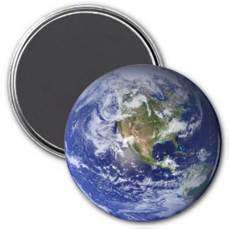 Blue Planet Earth Magnet