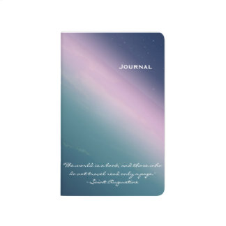 Blue Planet Pocket  Travel Journal