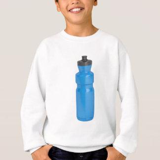 Blue plastic bottle sweatshirt