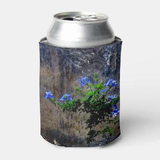 Blue Plumbago Can Cooler