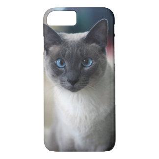 Blue Point Siamese Cat iPhone 7 Case