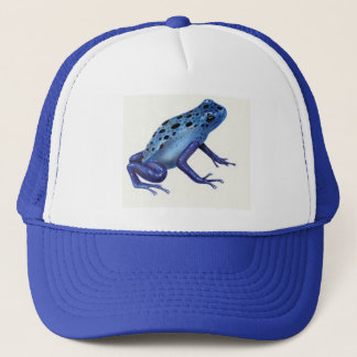 Blue Poison Dart Frog Hat