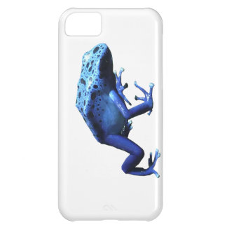Blue Poison Dart Frog iPhone 5C Cover