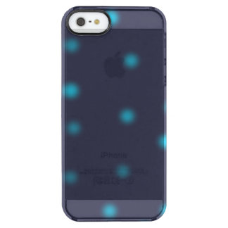 blue polka dot case