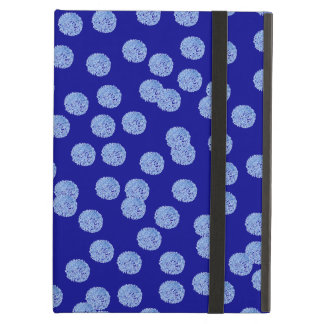 Blue Polka Dots iPad Air Case