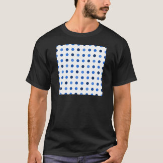 Blue polka dots T-Shirt