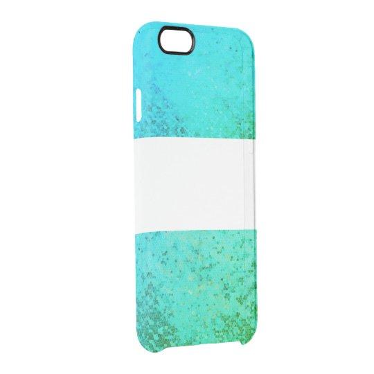 Blue Pool Iphone Case