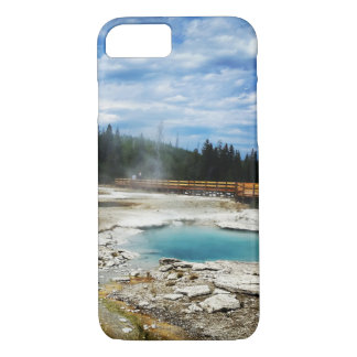Blue Pools of Hotness Phone Case
