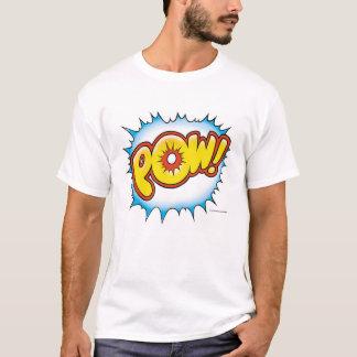 Blue POW! T-Shirt