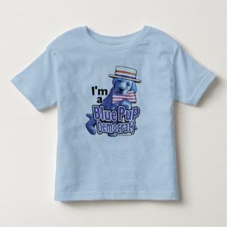 Blue Pup Shirt