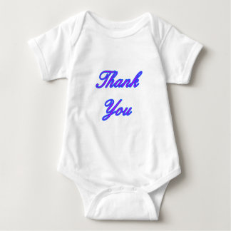 Blue Purple Thank You Design The MUSEUM Zazzle Gif Tshirt