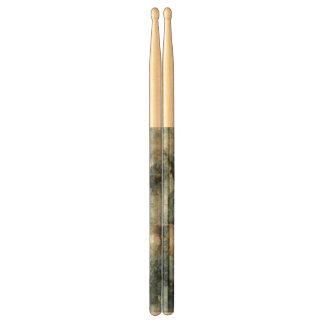 Blue Quartz Mineral Rock Texture Drumsticks